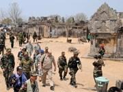 东盟轮值主席国努力配合解决柬—泰争端
