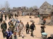 柬埔寨与泰国将恢复有关领土争端的谈判