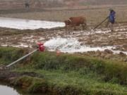 西班牙协助越南应对气候变化