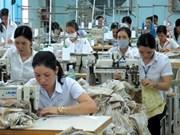 越南应提高妇女的经济地位