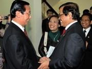 深化越南国会与印度尼西亚国会的合作关系