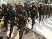 泰国军队反对第三方介入泰柬边界争端