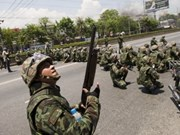 泰国军队反驳政变传闻并强调保持中立
