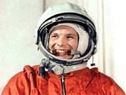 庆祝人类首次太空飞行50周年