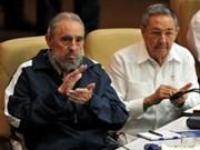 古巴共产党六大:劳尔•卡斯特罗当选第一书记