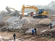 河内预计官方发展援助资金到位达到181%