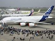 外国银行资助越航购买8架空中客车飞机