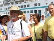 越南力争实现迎接国际游客550万人次的目标