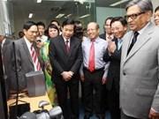 越南印度信息技术与传媒高素质人力资源培训中心在河内开张