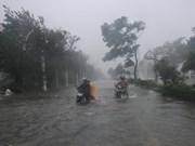 菲律宾遭尼格台风袭击