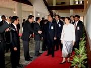 泰国国会代表团访问老挝
