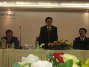 越南西贡商信银行在柬埔寨成立独资银行