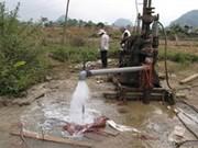 越南提高少数民族同胞关于环保和清洁水供应能力