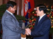 越南与柬埔寨加强安全领域合作关系