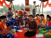 越南喧曲搭上成为世界文化遗产之路