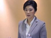 泰国总理承诺与泰国军方紧密配合