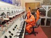 2012年电力总产量将增长10.89%