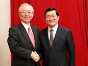 日本国际协力银行希望加强与越南合作