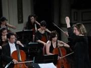 法国著名钢琴家将在河内表演