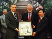 美国企业日益关注越南市场