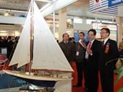 Vietship 2012是发展越南航海运输和造船工业的机遇