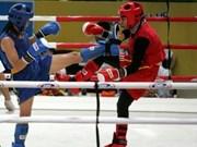 全国踢拳道俱乐部比赛拉开序幕