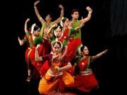 印度奥迪西舞蹈团即将在越南进行演出