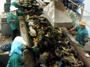 越南首次采用的世界最先进固体废弃物处理技术