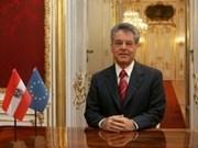 深化越南与奥地利友好合作关系