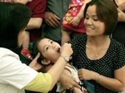越南展开儿童微量营养素补充项目
