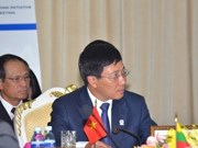 湄公河下游国家与美国加强合作