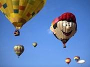 第一届越南国际热气球节将在平顺省举行