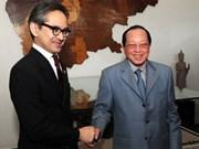 柬印同意促进东盟就东海问题寻求共识