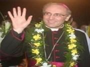 梵蒂冈非常驻特使结束对越南进行第9次牧灵访问