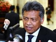 东盟秘书长强调了东盟团结一致的重要性