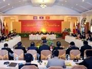 越老柬三国国会对外委员会第四次会议拉开序幕