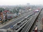 河内将出资86万亿越盾修建河内五环路