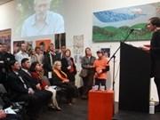 越南国际慈善画展在澳大利亚举行