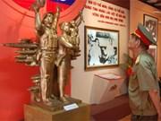 《越老友谊》展览会在河内拉开序幕