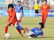 2012年东南亚女子足球锦标赛即将举行
