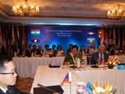 湄公河—恒河合作第六次部长会议在印度新德里召开