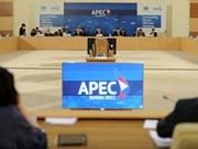 亚太经合组织第24届部长级会议通过《联合声明》