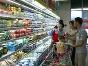 9月份越南居民消费价格指数较上个月突增2.2个点
