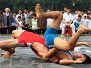 2012年越南全国摔跤锦标赛拉开序幕