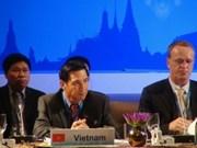 第十届亚欧财长会议在泰国举行