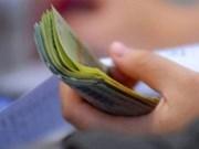 2012年前9个月越南贸易顺差约为1.43亿美元