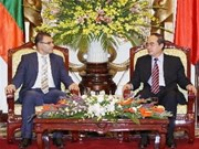 越南与保加利亚加强多方面的合作关系