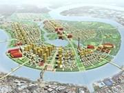 越南投资十万亿越盾建设守添新区四条干道