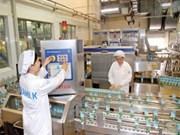 越南奶制品股份公司投资两亿美元建厂