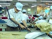 越南纺织业力争2012年出口总额突破170亿美元